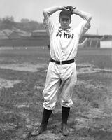 1902 New York Giants CHRISTY MATHEWSON Glossy 8x10 Photo Poster Vintage Print