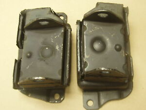 77 78 79 LINCOLN MARK V THUNDERBIRD LTD II 351M 400 ENGINE MOTOR MOUNTS