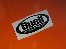 BUELL AMERICAN MOTORCYCLES sicker/decal x2
