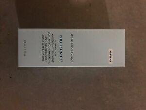 SkinCeuticals Phloretin CF 1oz / 30ml Brand New In Box, Sealed & Authentic