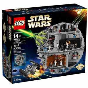 NEW LEGO Star Wars Death Star (75159) NEW In SEALED Box - IN HAND, SHIPS FAST!