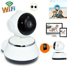 Wireless 720P Pan Tilt Network Home CCTV IP Camera IR Night Vision WiFi Webcam !