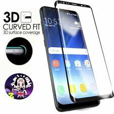 Pour Samsung Note 9 9d Complet Authentique Courbé Écran en Verre Trempé