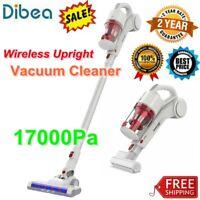 Dibea DW200 Pro 2 in 1 Cordless Handheld Stick Vacuum Cleaner 17000Pa Suction