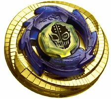 Special Edition GOLD Duo Uranus Ice-Titan Beyblade - USA SELLER! FREE SHIPPING!