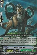 CARDFIGHT VANGUARD CARD: BINOCULUS TIGER - G-RC01/028EN RR