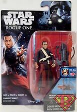 "CHIRRUT IMWE Star Wars Rogue One Movie 3 3/4"" inch Action Figure Hasbro 2016"