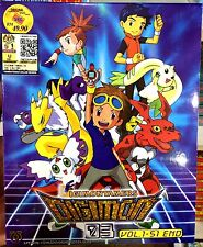 Digimon Tamers :Series 03 (Chapter 1 - 51 End) ~ All Region ~ Brand New & Seal ~
