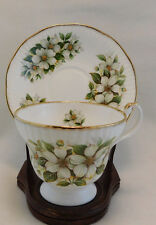 Royal Minister Dogwood Porcelain Cup and Saucer