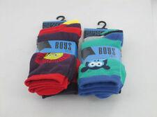 Chaussettes rouge pour garçon de 2 à 16 ans
