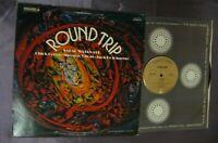 SADO WATANABE Round Trip 1974 vinyl LP Vanguard Chic Corea & De Johnette Vitous