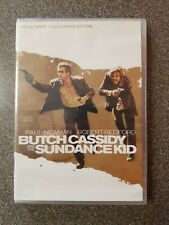 Butch Cassidy and the Sundance Kid (Dvd, 2-Disc Set, Collectors Edition) New