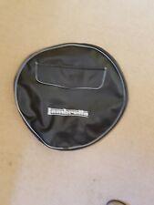 Lambretta Wheel cover 10inch Black