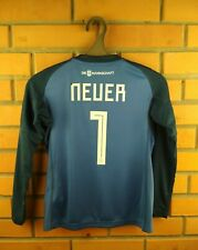 Neuer Germany Jersey 2019 Goalkeeper Youth 9-10 Shirt BQ8399 Football Adidas