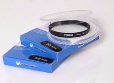 58 mm  UV - Filter made by Visico  ,..Brand new !