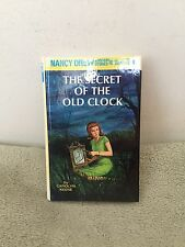 The Secret of the Old Clock: Nancy Drew by Carolyn Keene (1987) HC