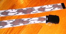 Cammoflage Belt----42 inches long----fully adjustible to make smaller