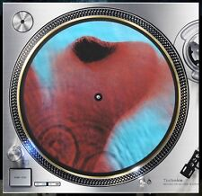 "Pink Floyd Meddle Album Cover Slipmat Turntable 12"" Record Player, DJ Audiophile"