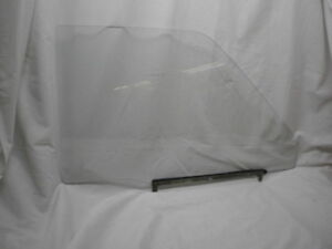 Toyota 84-89 4Runner 84-88 Pickup OEM Passenger's Door Window Glass w/o vent