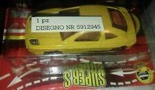 MAJORETTE SUPERS 1:56  FIAT COUPE' 1993 - Fondo Di Magazzino - NEW