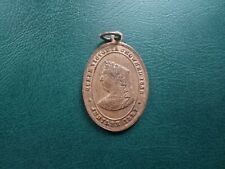 MEDAL - QUEEN VICTORIA CROWNED 1838 - JUBILEE 1887  - XF
