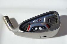 PING G20 7 IRON HEAD ONLY PURPLE DOT BLUE RED WHITE ORANGE BLACK GREEN SILVER