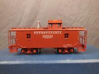 HO SCALE RAILWORKS BRASS PENNSYLVANIA N-6a CABOOSE/CABIN CAR