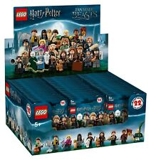 Lego Minifigures 71022 Harry Potter No. 1 Display sealed NEW Display never open