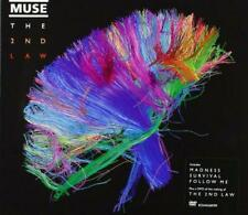 The 2nd Law, Muse, Good CD+DVD, Deluxe Edition