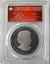 2019 Canada Modif. Proof Maple Leaf PCGS PR70 Pride of Two Nations Susanna Blunt