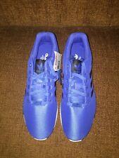 Men's Adidas ZX Flux M21328 Royal Blue/Core Black/White size 10