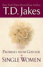 Promises from God for Single Women by T. D. Jakes Free shippin