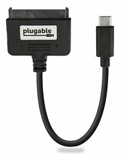Plugable USB 3.1 Gen 2 USB-C to SATA Adapter Cable USBC-SATA24
