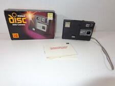 Vintage 1980s Kodak Disc 3000 Camera With Box