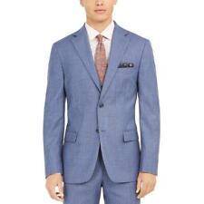 Tallia Mens Wool Blend Pid Slim Fit Suit Jacket Blazer BHFO 4702