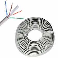 Outdoor Extra Long Cat6 Gigabit UTP LAN Network Patch Ethernet Cable Lead 100M