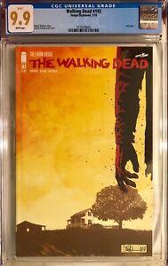 Walking Dead #193 CGC 9.9 Last Issue Robert Kirkman Charlie Adlard RARE NOT 9.8