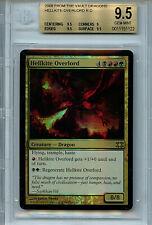 MTG Hellkite Overlord BGS 9.5 Gem Mint FTV Dragons Magic Foil Amricons 1122