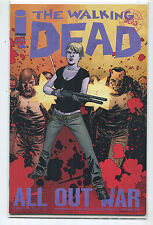 The Walking Dead #116 NM All Out War Chapter 2 of 12    Image Comics CBX14A