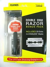 JATAI Feather Double Edge Razor Popular shaving With Hi Stainless blades