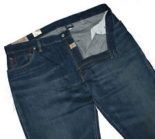 Polo Ralph Lauren Gr.42/34 Blue Denim Franklin Jeans