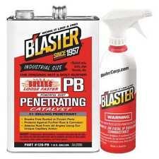 BLASTER 128-PB w/Sprayer 1 gal. Penetrating Lubricant Can Clear