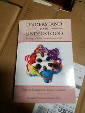 Collignon Gerard-Understand To Be Understood BOOK NEW