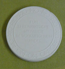 Meissen DDR Medaille - HO - Für ehrenamtliche Mitarbeit im volkseigenen Handel