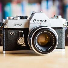 Canon FT QL + Canon FL 50mm f/1.8 !! Super Offre !!
