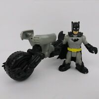 Fisher Price Imaginext DC Super Friends Batman And Batcycle