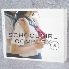 SCHOOL GIRL COMPLEX 3 Photo Book Art Japan Book 44*