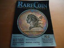 Pcgs Rare Coin Market Report July 2007 Vol.1 No.4 Magazine
