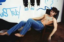 "SIWON - Super Junior ABS nice body Silk Poster Print size 12x18"" SJ014.1"