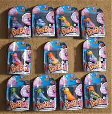 Digibirds Colourful Singing Toy Birds Sing Over 20 Songs And Tweets With Others